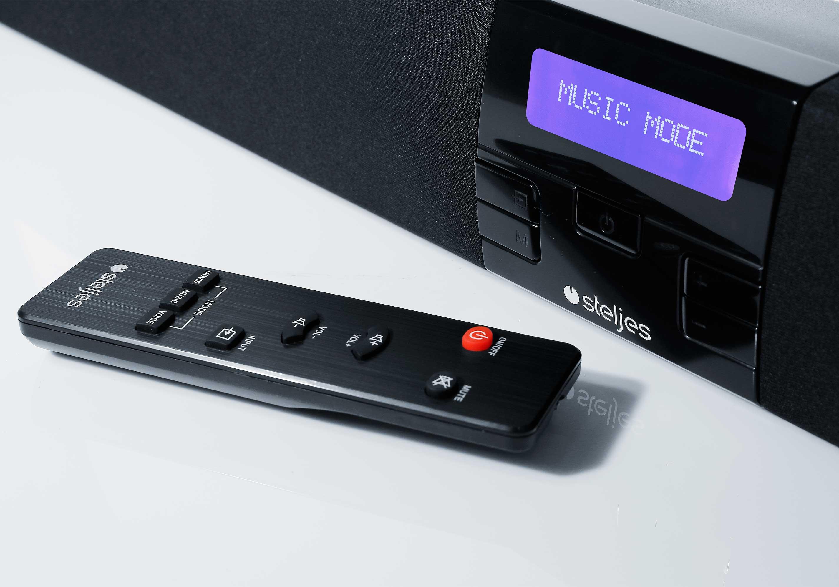 Steljes Audio Calliope | TV Soundbars | TV Sound Bar