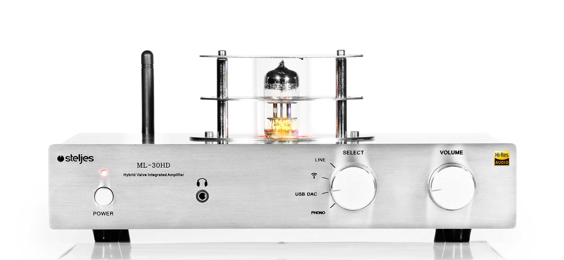 Steljes Audio ML-30HD | Valve Amplifiers | Hybrid Tube Integrated